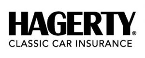 Hagerty Direct Classic Car Logo Black